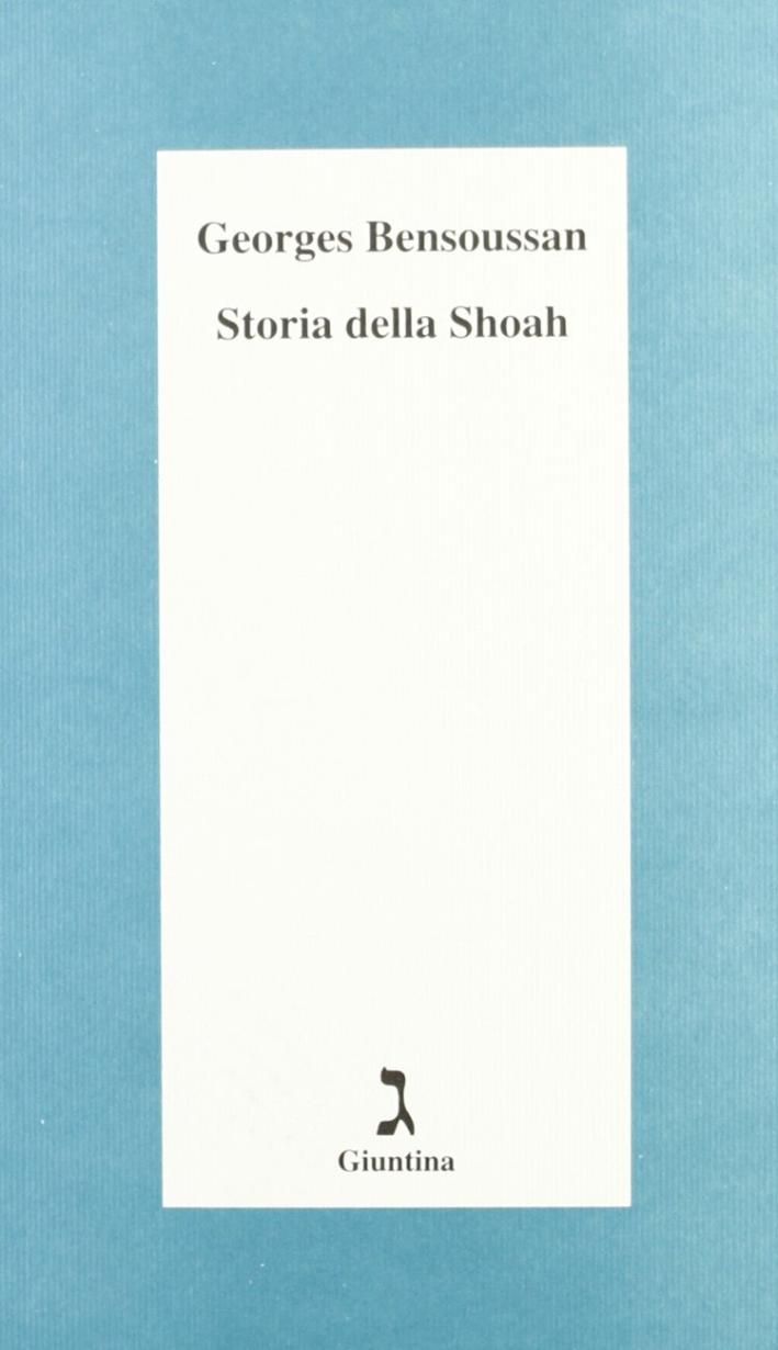 Storia della Shoah.