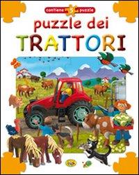 Puzzle dei trattori