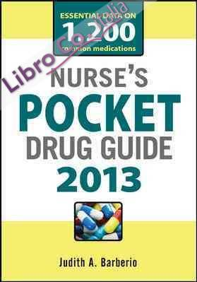 Nurses Pocket Drug Guide.