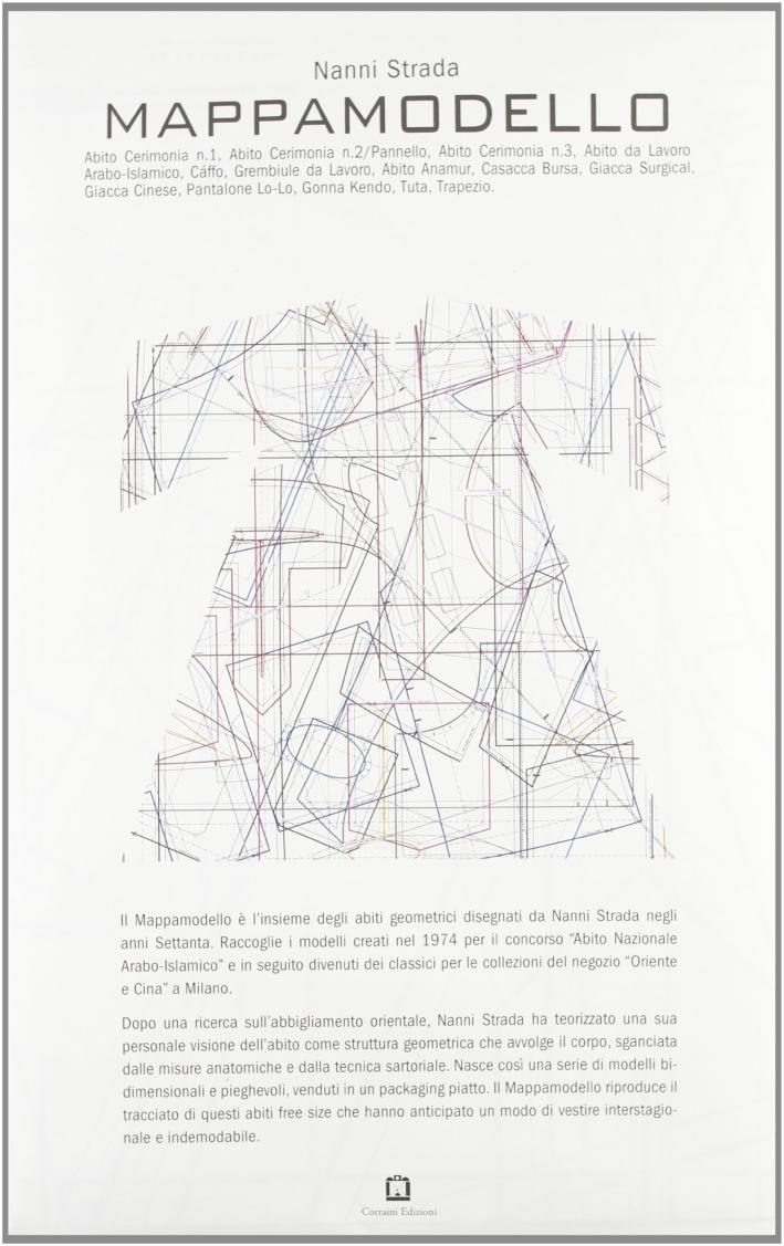 Mappamodello. Ediz. italiana e inglese
