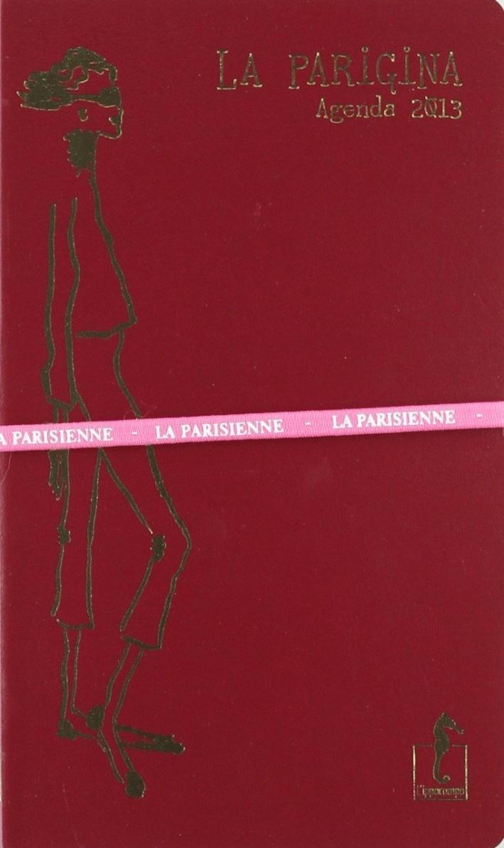 La parigina. Agenda 2013