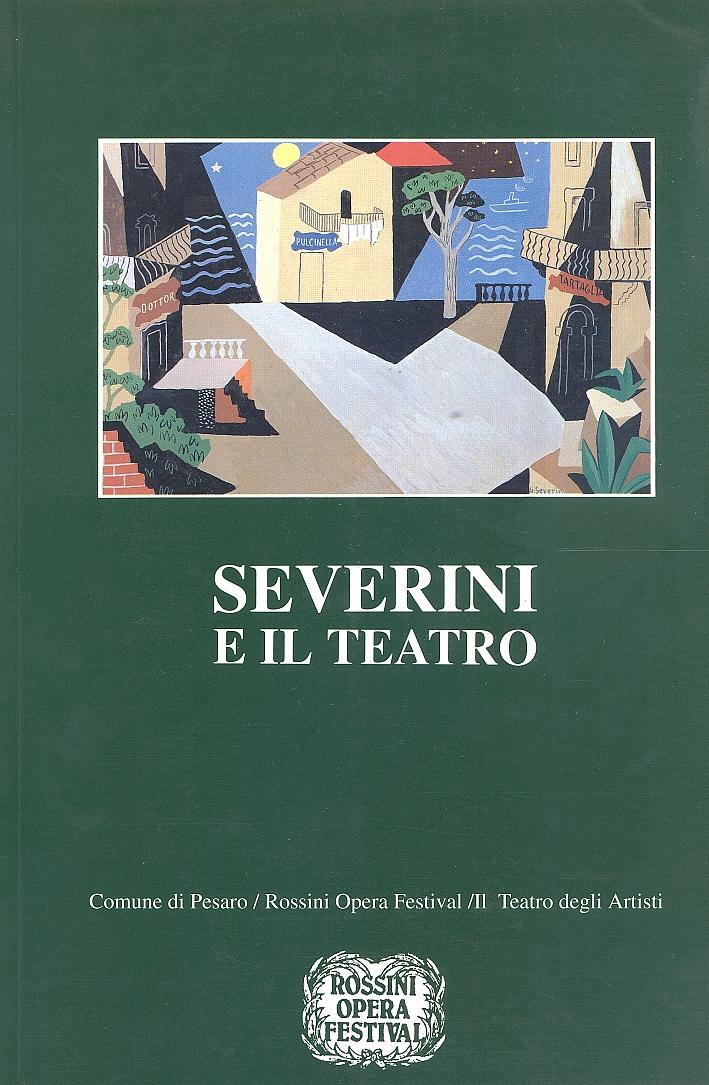 Severini e il teatro.