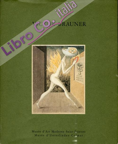 Victor Brauner. [French Edition]