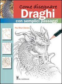 Come disegnare draghi con semplici passaggi.