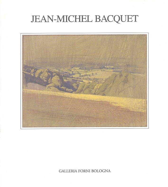 Jean-Michel Bacquet. Provenza terra incantata