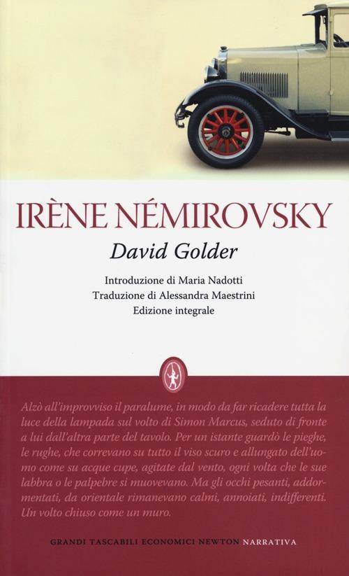 David Golder. Ediz. integrale