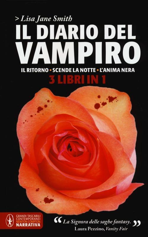 Il diario del vampiro: Il ritorno-Scende la notte-L'anima nera