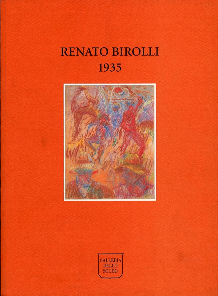 Renato Birolli. 1935