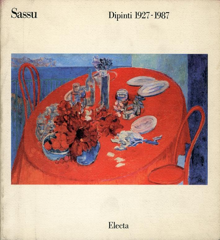 Sassu. Dipinti 1927-1987.