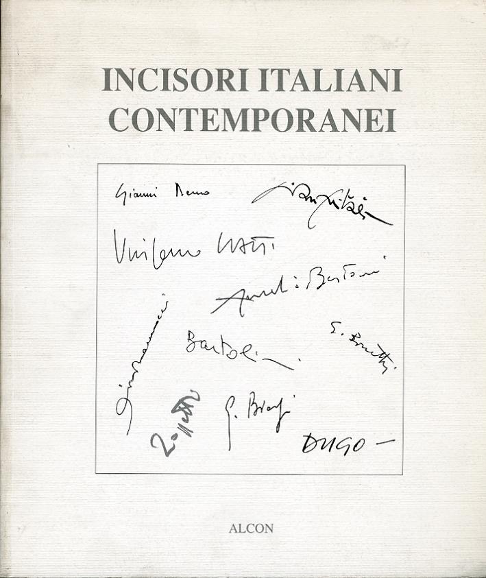 Incisori Italiani Contemporanei