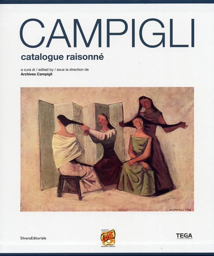 Massimo Campigli. Catalogue Raisonné.