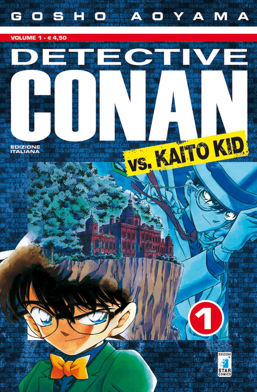 Detective Conan vs Kaito kid. Vol. 1.