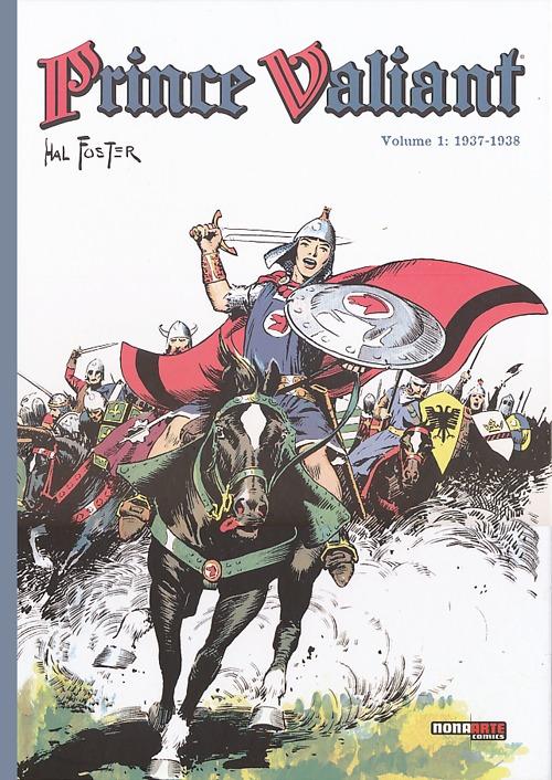Prince Valiant. Vol. 1: 1937-1938.