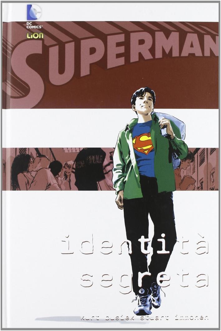 Identità segreta. Superman.