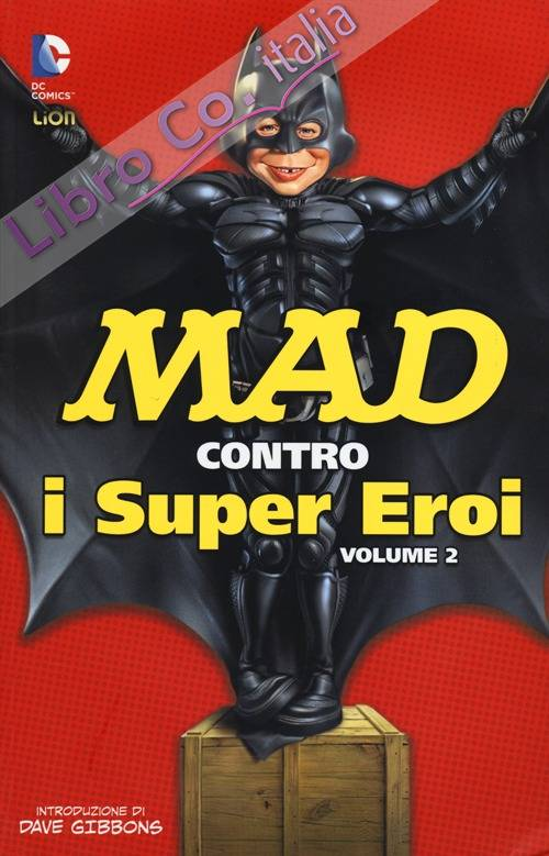 Mad contro i supereroi. Vol. 2