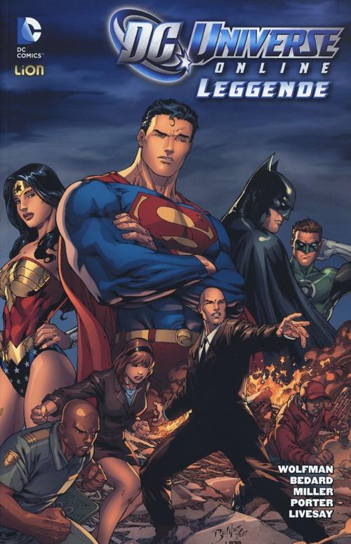 DC Universe online: leggende. Vol. 3.