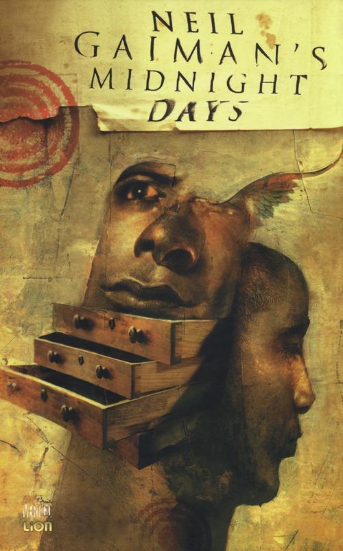 Neil Gaiman's Midnight days.