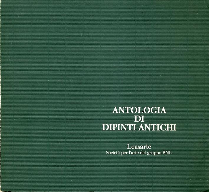 Antologia di Dipinti Antichi.