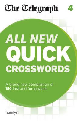 Telegraph All New Quick Crosswords 4
