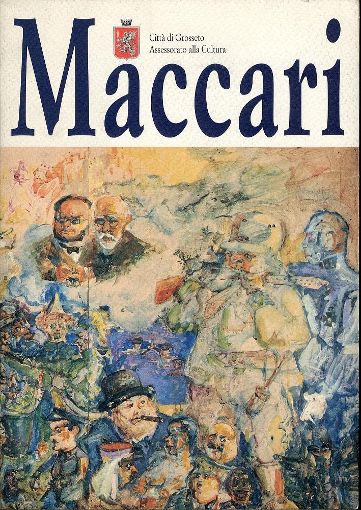Omaggio a Mino Maccari nel Centenario della Nascita. Il Lungo Dialogo di Maccari con il Suo Tempo. Mostra Antologica 1921 - 1989.