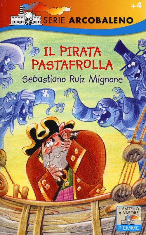 Il pirata Pastafrolla.