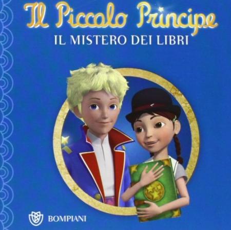 Il Piccolo Principe. Buona notte. Il mistero dei libri. Ediz. illustrata