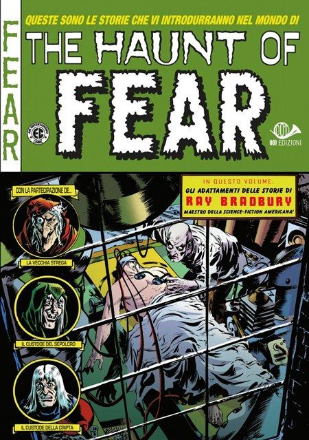 The haunt of fear. Vol. 3