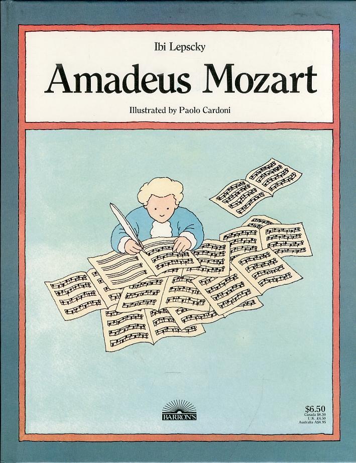 Amadeus Mozart. [English Ed.]