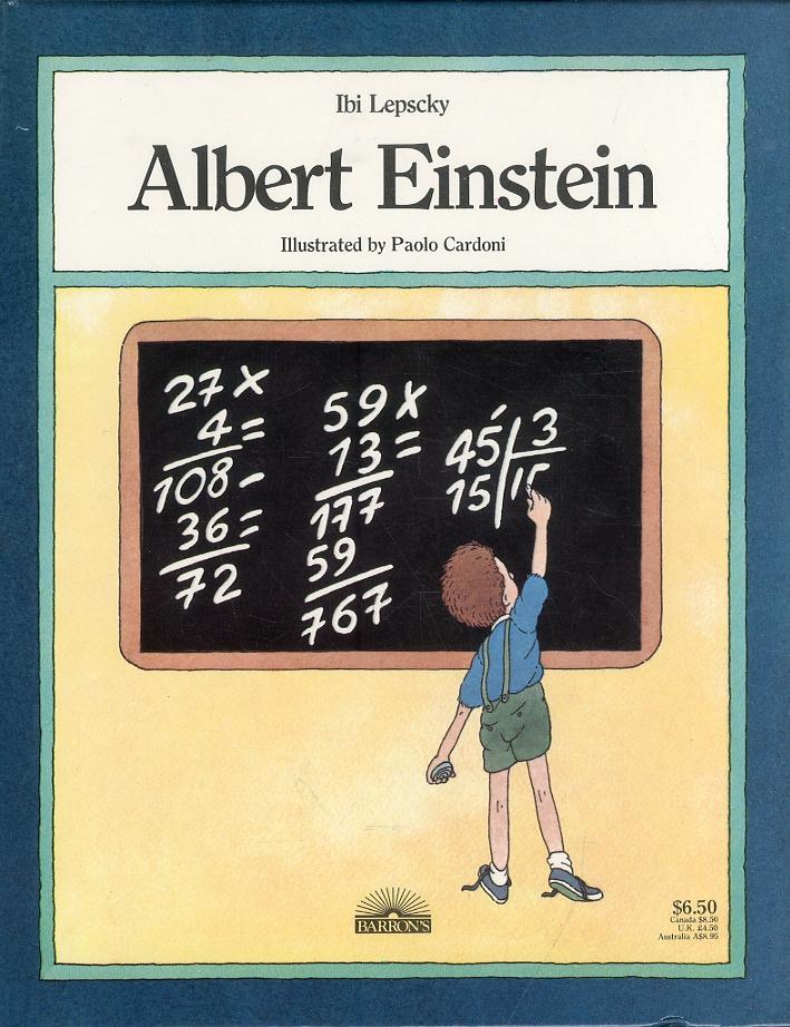 Albert Einstein. [English Ed.]