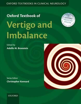 Oxford Textbook of Vertigo and Imbalance.