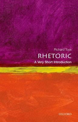 Rhetoric: A Very Short Introduction.