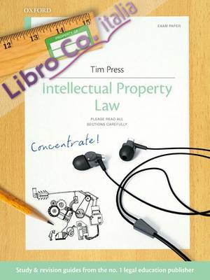 Intellectual Property Law Concentrate.