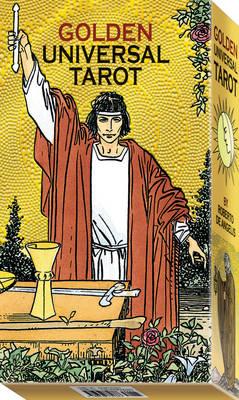 Golden Universal Tarot.