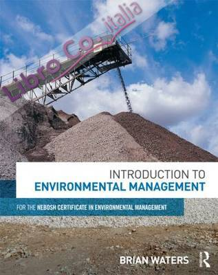 Introduction to Environmental Management.