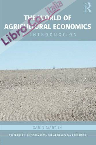 World of Agricultural Economics.