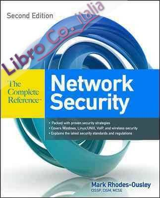Information Security The Complete Reference.