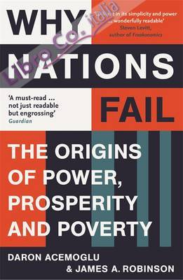 Why Nations Fail.