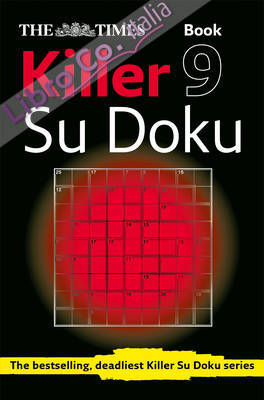 Times Killer Su Doku Book 9.