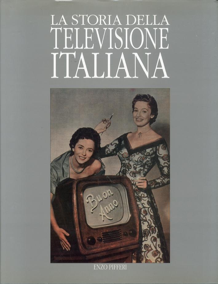 Storia Illustrata della Televisione Italiana.