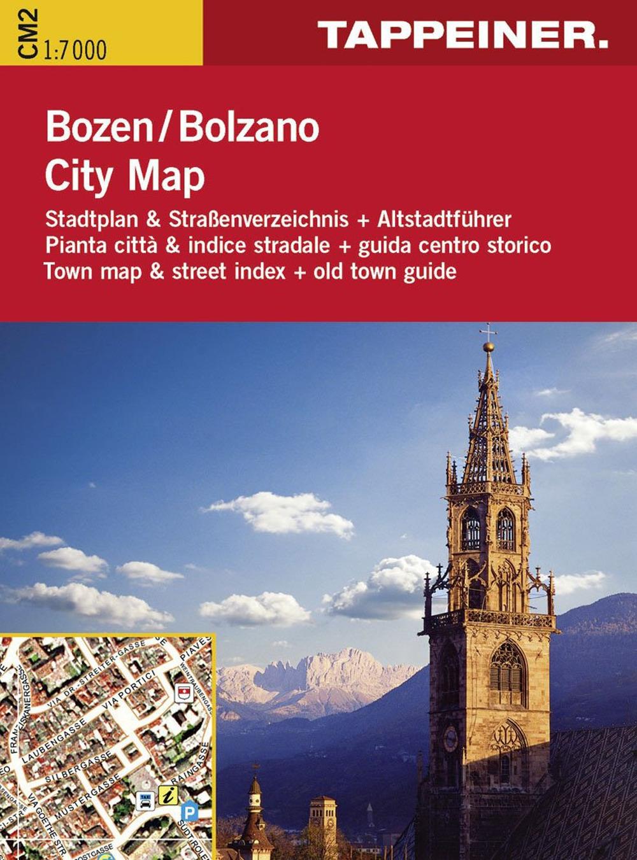 City Map Bolzano
