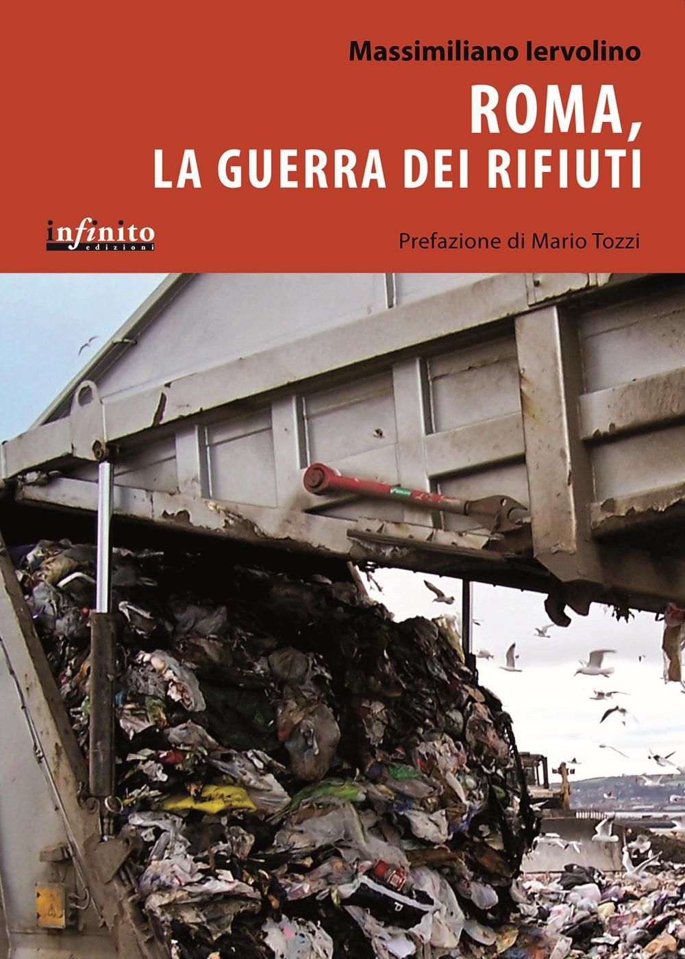 Roma, la guerra dei rifiuti