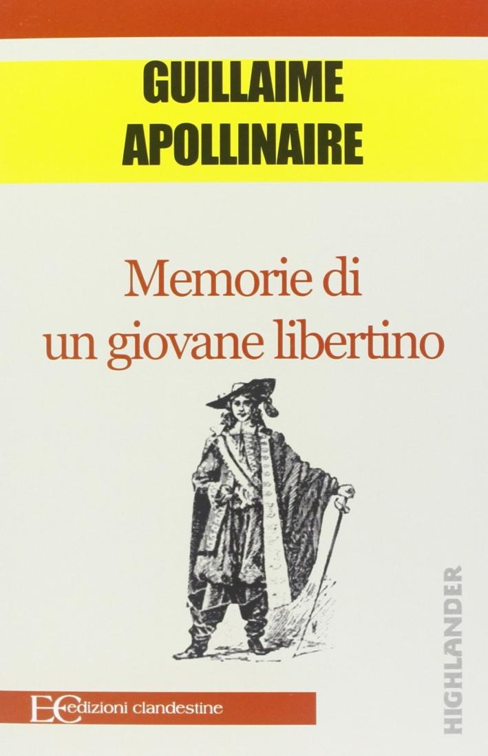 Memorie di un giovane libertino