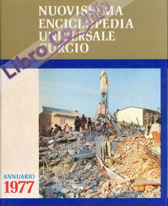 Nuovissima Enciclopedia Universale Curcio. Annuario 1977