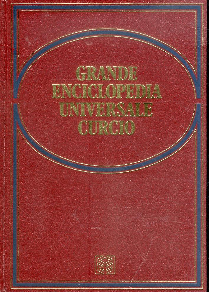 Grande Enciclopedia Universale Curcio. Annuario 1987