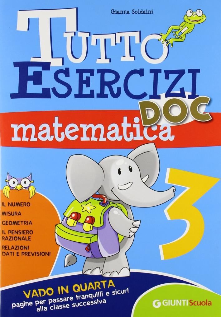 Tuttoesercizi DOC. Matematica 3