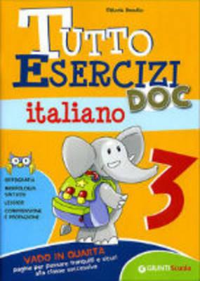 Tuttoesercizi DOC. Italiano 3