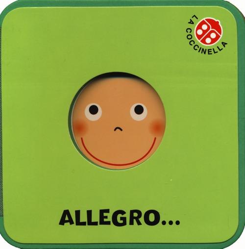 Allegro... I cubotti. Ediz. illustrata