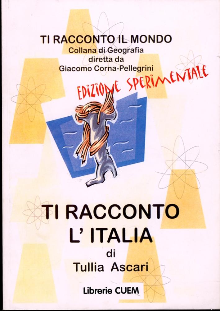 Ti racconto l'italia.