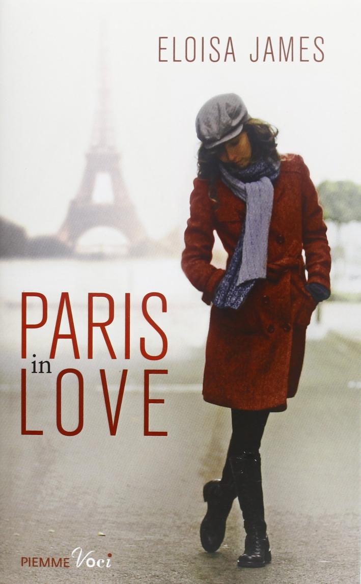 Paris in love.