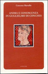 Anima e conoscenza in Guglielmo di Conches